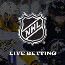 Live NHL Betting
