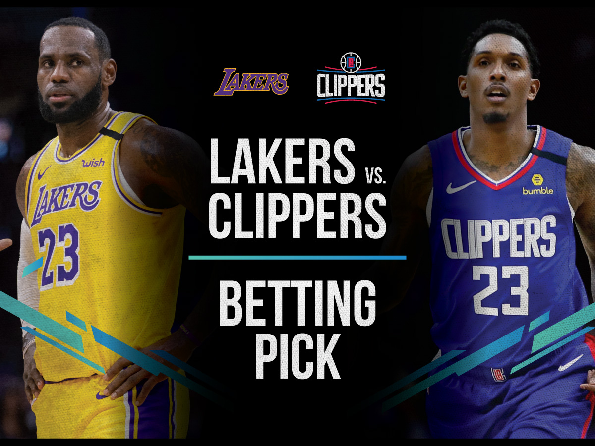 Clippers vs lakers betting 60 bitcoins definition