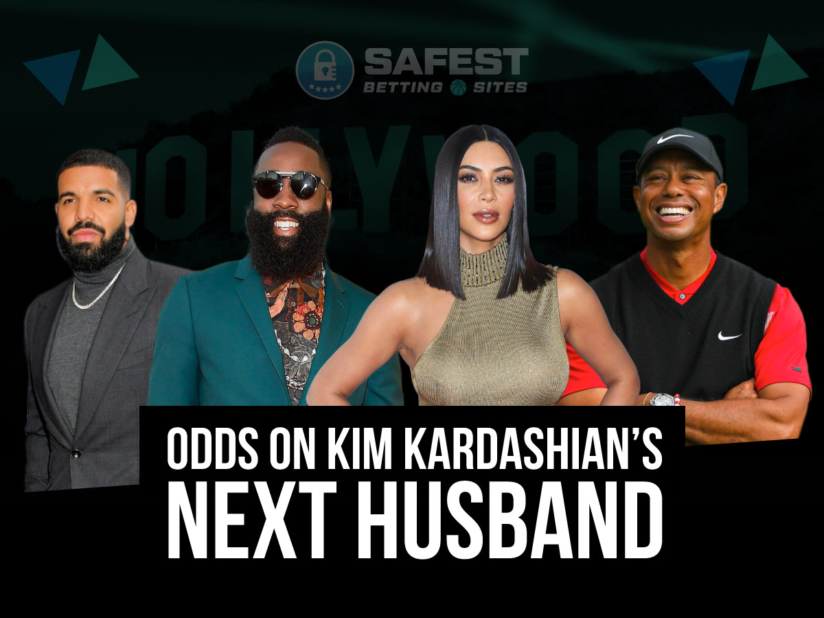 Kim Kardashian Next Husband Betting Odds