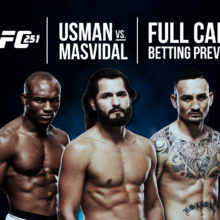 UFC 251 Full Card Betting Picks – Odds & Tips