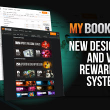 MyBookie New Design And VIP Features
