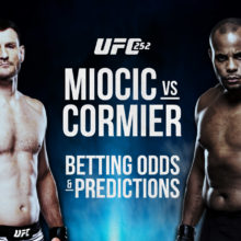UFC 252 Miocic Vs. Cormier Betting Preview, Odds and Futures