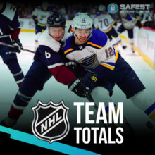 NHL Team Totals Betting