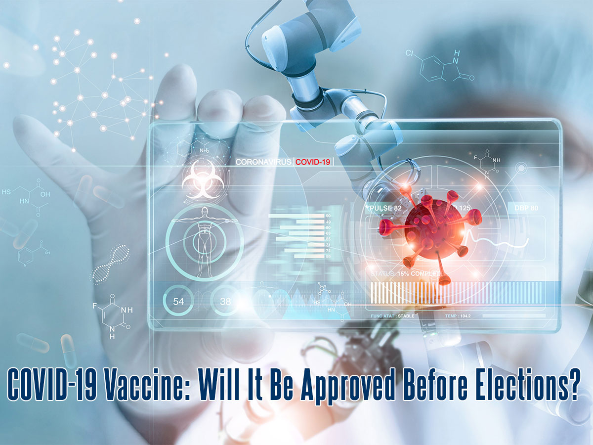 COVID-19 Vaccines Approval Betting Odds