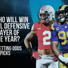 NFL Defensive Player Of The Year Betting Odds & Breakdown