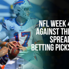 NFL Week 4 Against The Spread Betting Picks