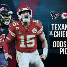 Texans Vs. Chiefs Betting Odds