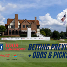 Tour Championship Golf Betting Preview, Odds & Picks