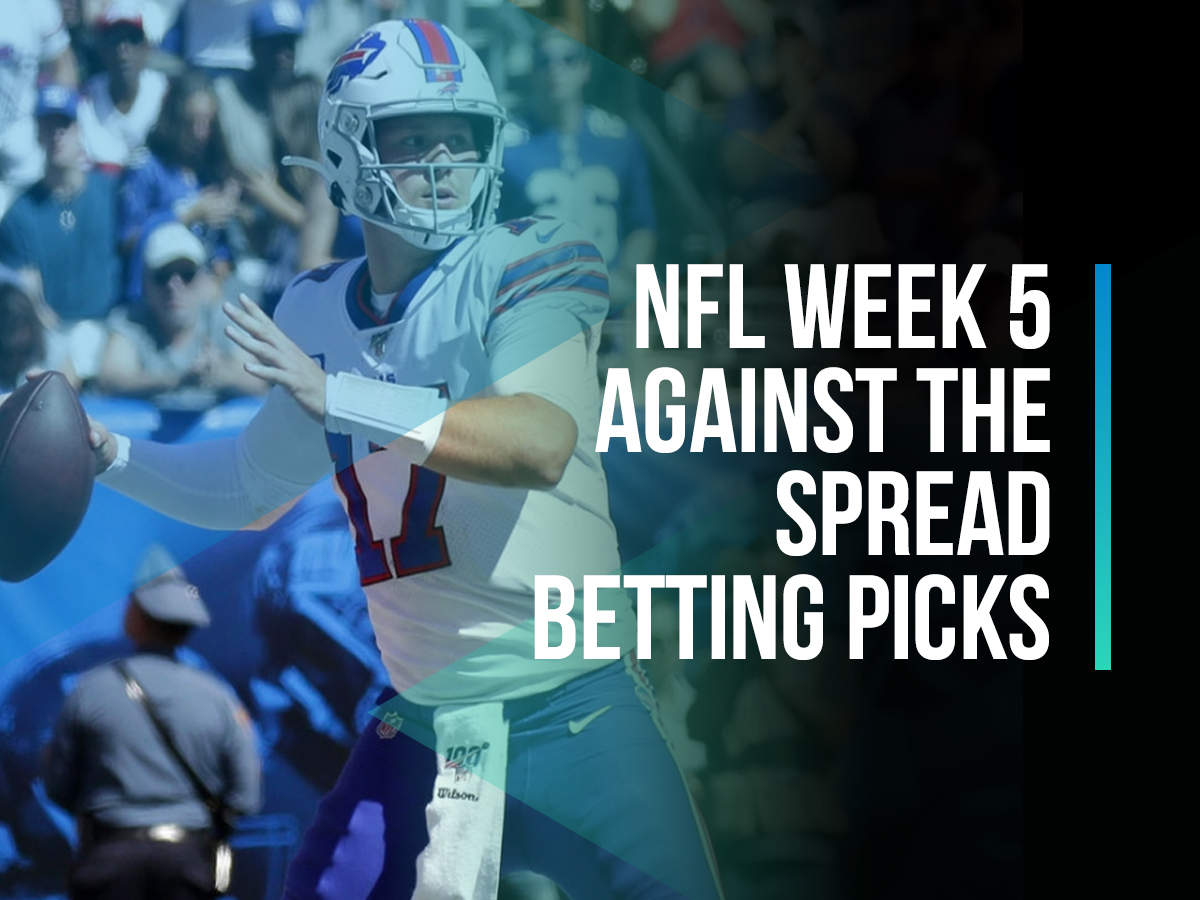 NFL Week 5 Picks Against The Spread
