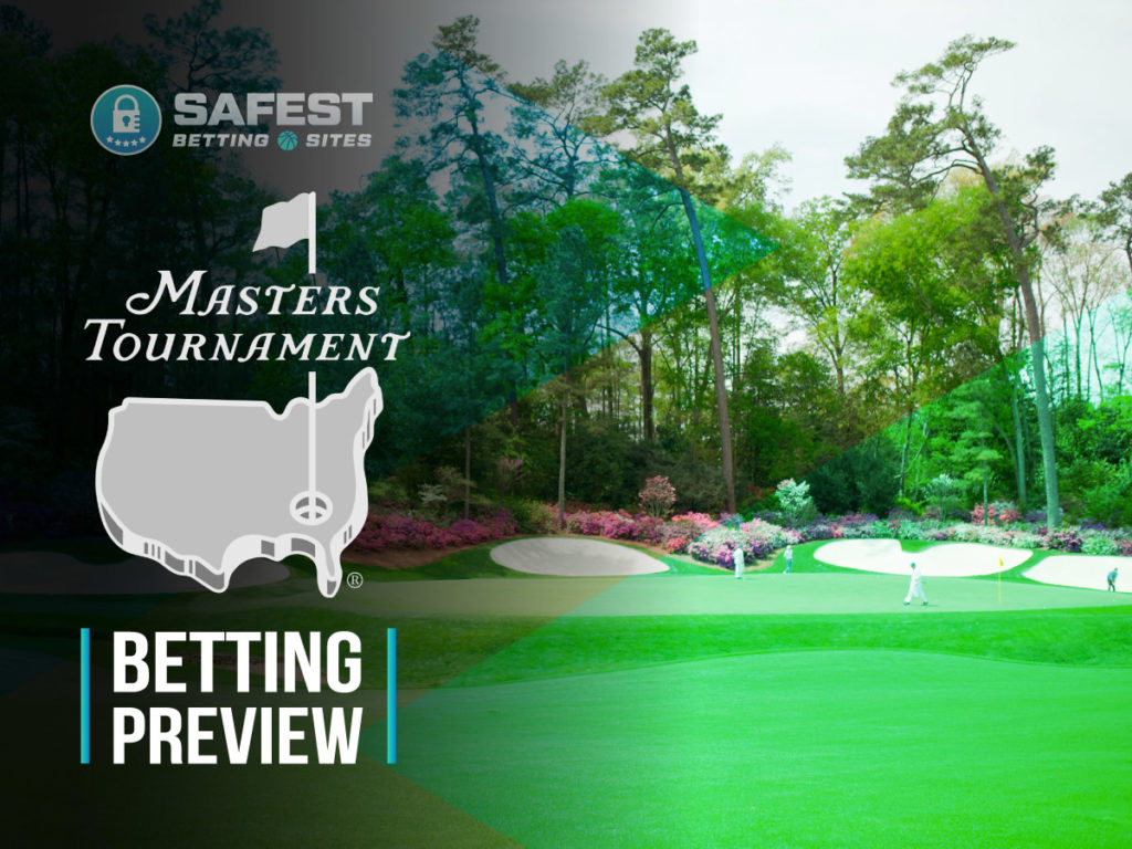 2021 masters field list and betting odds