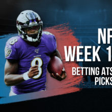 NFL Week 11 Betting ATS Picks