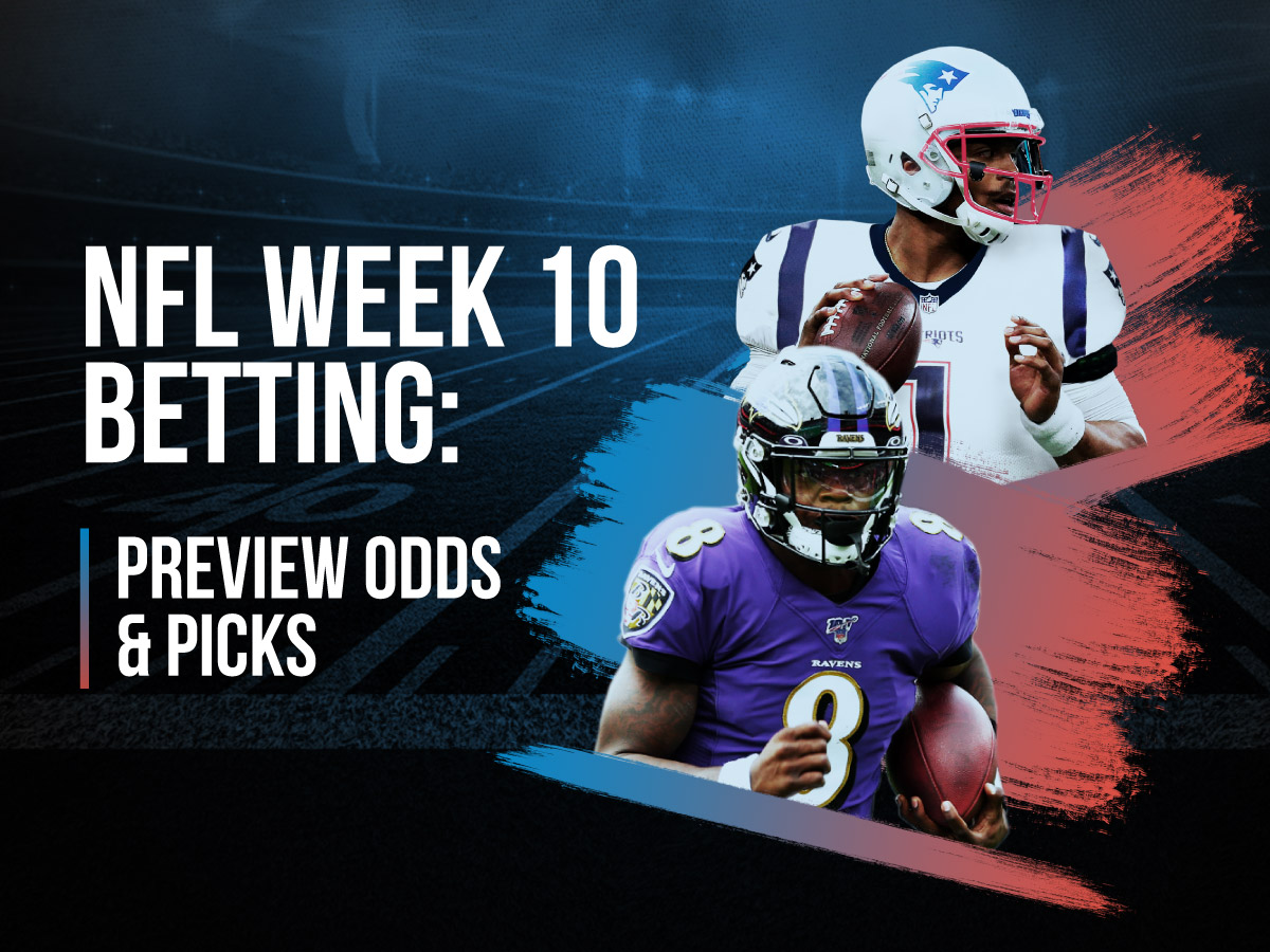 NFL Week 10 Betting Preview Odds & Picks