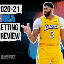 NBA 2021 Season Betting Preview Odds