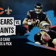 Bear Vs. Saints Odds and Picks 2021