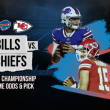 Bills vs. Chiefs AFC Championship Game Betting Odds And Pick