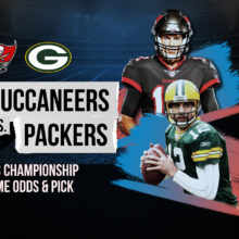 Buccaneers vs Packers NFC Tournament Odds and Picks