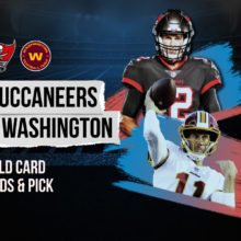 Buccaneers vs WFT Wild Card Odds & Pick