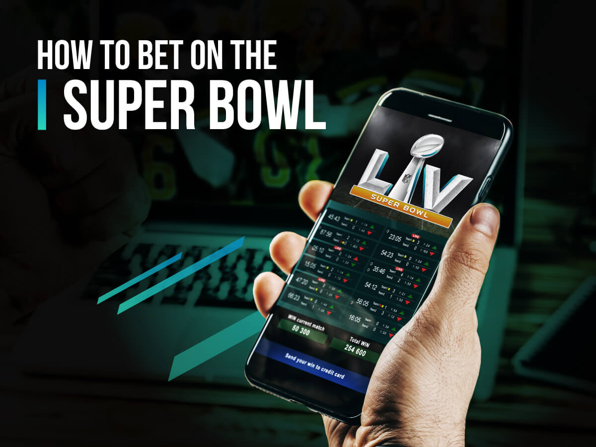 How to bet on the Super Bowl Online legally