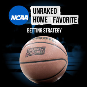 NCAA Unranked Home Favorite Betting Strategy