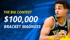 Sportsbetting.ag Bracket Madness Contest