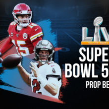 Super Bowl 55 In-Game And Player Proposition Bets