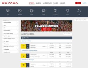 Bovada is a top sports betting site