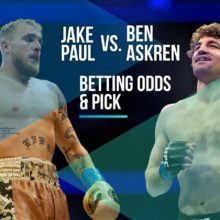 Jake Paul vs Ben Askren betting odds