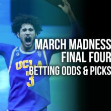 Final Four betting prediction, odds and picks