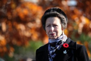 Princess Anne betting odds
