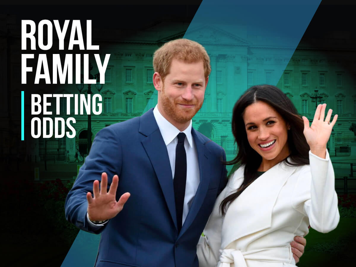 Royal family betting odds