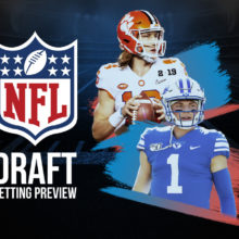 NFL Draft predictions and betting odds