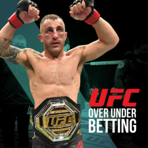 UFC Over Under Betting