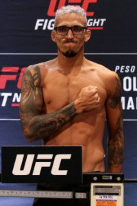 Charles Oliveira Odds To Win At UFC 262
