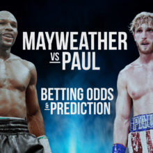 Floyd Mayweather vs Logan Paul Boxing Betting Odds And Prediction