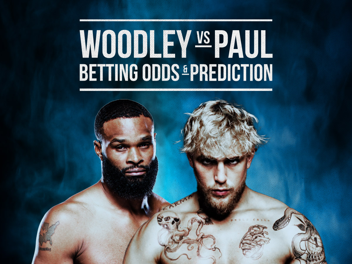Tyron Woodley vs Jake Paul Betting Odds And Prediction