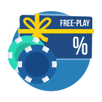 Bonus Codes can get you free-play funds