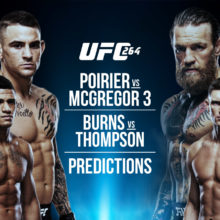 UFC 264 Betting Odds And Predictions