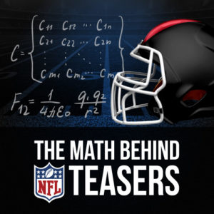 Calculating NFL Teasers edge