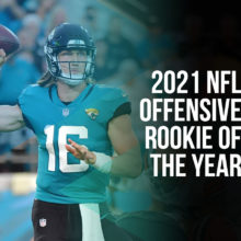 NFL Offensive Rookie of the Year 2021 odds