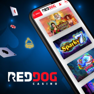 Red Dog Casino offers fish shooting games